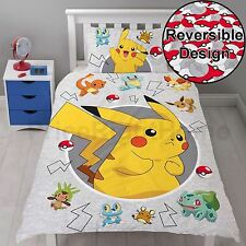POKEMON Go Couverture Housse CATCH Panneau simple PIKACHU enfants