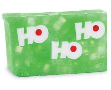 Primal Elements HO HO HO Full 7 oz.+ not 6.0 Christmas Santa Gift Glycerin Soap