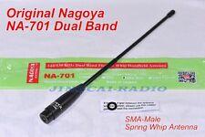 Newest Version! Original Nagoya NA-701 Dual-Band Antenna SMA-Male Yaesu Radio