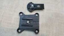 3D printed Camera Gimbal Slider Plate Mount Top and Bottom for Yuneec Q500 CGO3