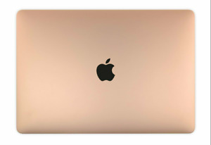 Apple MacBook Air A1932 Retina LCD Genuine  Screen Assembly Late 2018 Rose Gold