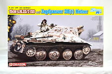 Dragon 6489 1/35 15cm s.IG.33/2(Sf) auf Jagdpanzer 38(t) Hetzer - Smart Kit