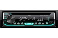 JVC KD-R690S Single DIN In-Dash CD/AM/FM/ Car Stereo Receiver