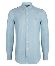 Ralph Lauren Slim Button Down Casual Shirts & Tops for Men