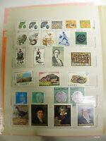 Lot Of Unused Vintage Australia Spain Espana Rwandaise Stamps Stamp Collection