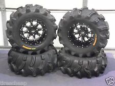 "27"" EXECUTIONER ATV TIRE & STI HD4 WHEEL KIT COMPLETE - LIFETIME WARRANTY SRA"