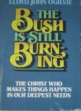 The Bush is Still Burning: The Christ Who Makes Th