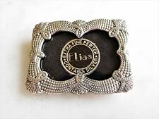 Extra Fine Pewter Signed Elias Picture Frame Brooch Pin...contains silver...