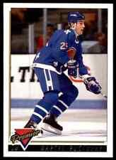 1993-94 topps premier gold Martin Rucinsky #367