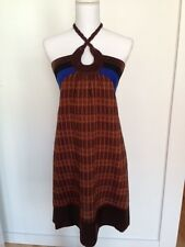 Women's Eley Kishimoto Chocolate Brown/Bronze Dress Size US 4/British 8