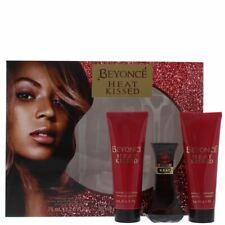 Beyonce Heat Kissed Eau de Parfum 30ml Gift Set For Her Women EDP Damaged Box