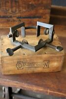 Vintage Machinist Vise Jewelers Watchmakers Antique Tool Blacksmith cast iron