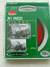 KENKO R1 RED SR-60 72MM  LENS PROTECTOR B&W FILTER FROM TOKYO JAPAN BRAND NEW