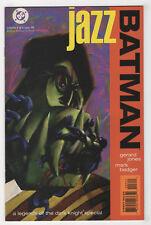Batman: Legends of the Dark Knight: Jazz #3 (Jun 1995, DC) Gerard Jones Badger