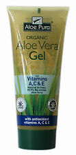 1 Pack of Aloe Pura Aloe Vera Organic Gel with Vitamins A C & E - 200ml