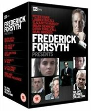 Frederick Forsyth Collection 5037115317933 With Brian Dennehy DVD Region 2