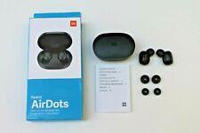 Xiaomi Airdots (AMERICAN SELLER) TWS Bluetooth 5.0 Stereo Earphones - Black
