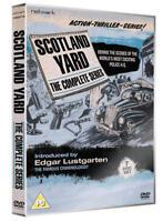 SCOTLAND YARD the complete series. Edgar Lustgarten. 7 discs. New Sealed DVD.