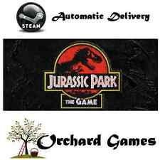 Jurassic Park: The Game: PC MAC : (Steam/Digital) Auto Delivery