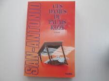 SAN ANTONIO CES DAMES DU PALAIS RIZZI EO1994 BE/TBE