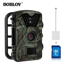 8GB 1080P Hunting Scouting Trail IR Camera Game Wildlife W/Lightning Reader A27R