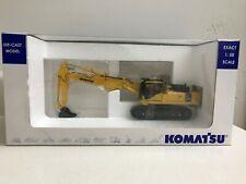 Komatsu PC450LCD Excavator  metal tracks, short trowel 1:50 Scale #UH8004U