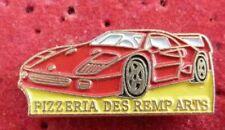 BEAU PIN'S FERRARI F 40 PIZZERIA DES RAMPARTS