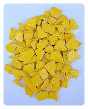 Yellow Mosaic Tiles - 1 Square Foot - Low Fired