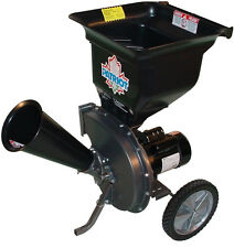 NEW Patriot CSV-2515 Electric Wood Chipper Leaf Shredder With EXTENDED WARRANTY
