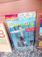 Hamburg, ein Go Vista City Guide, Auflage 2008