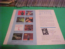 RCA VICTOR RECORDS INNER SLEEVE ART ONLY NO RECORD 12 IN RCA 21-112-1-43B