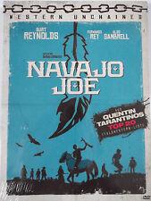 "Navajo Joe - Quentin Tarantino Top 20 - Burt Reynolds, ""Django"" Sergio Corbucci"