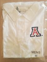Arizona Wildcats PAC 12 White Polo Coca Cola Renew NCAA MSRP $34.99 NEW