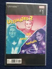 Ultimates 2 # 1 Hip Hop Variant Cover Marvel Comics NM 2017