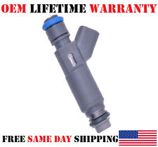 1 Piece Genuine Denso Fuel Injector for 2005-2006-2007 Saturn ION 2.2/2.4L I4