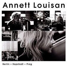 ANNETT LOUISAN - BERLIN,KAPSTADT,PRAG   CD NEU