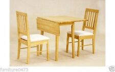 Country 3 Table & Chair Sets with Flat Pack