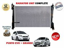FOR FIAT GRANDE PUNTO + EVO 199 1.2 1.4 1.3D MANUAL 2005--> NEW RADITOR UNIT