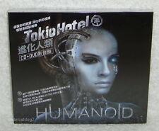 Tokio Hotel Humanoid 2010 Taiwan Ltd CD+DVD w/BOX