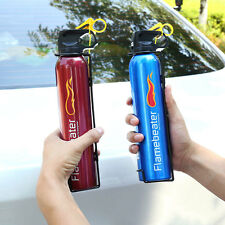 Mini ABC Dry Powder Aluminum Fire Extinguisher Home Office Car Security