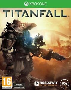 TITANFALL  XBOX ONE    GAME ONLY NO BOOKLET
