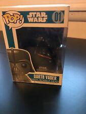 Funko Star Wars Darth Vader POP Vinyl Figure 01