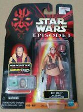 Hasbro Star Wars RIC OLIE Naboo Pilot Episode 1 Commtech Action Figure 1999