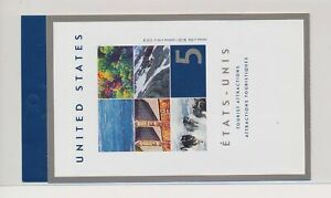 LO38657 Canada tourist attractions good booklet MNH