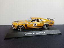 Scalextric Ford Boss 302 Mustang 1970, embalaje original, sin usar, New, boxed, miniatura
