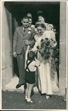 Wedding photograph by  'S.N.A.' 111 Portland Road, Hove z1.75
