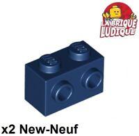 Neuf Brick Modified 1x2 w studs Tan Beige Sable Lego 11211-4x Briques