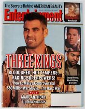 Entertainment Weekly 506 Oct 8 1999 Three Kings George Clooney  Marc Anthony