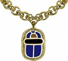 Museum Reproductions Fall Special! Egyptian 1-Charm Scarab Bracelet