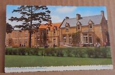 Postcard The trefoil School Gogar Edinburgh unposted